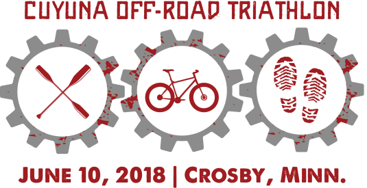 Cuyuna Off-Road Triathlon Logo